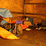 The Big Sleep Out 2015 by Catherine Maryon